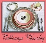 tablescapethursday