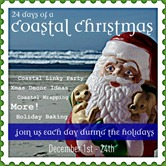 24 Days of a Coastal Christmas