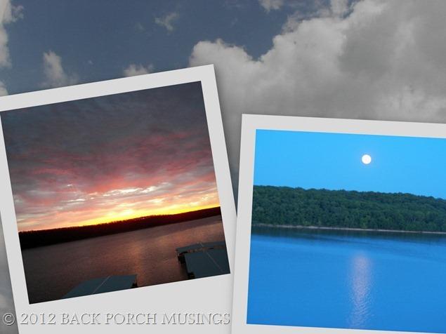 Sunrise_Moonrise Mile Marker 5