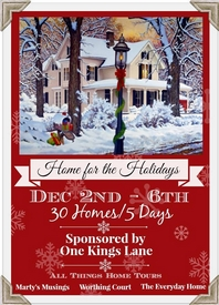 Christmas Home Tour Button13